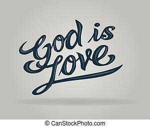 God is Love c