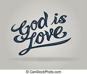 God is Love c
