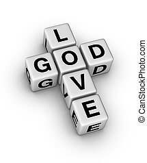God is Love symbol
