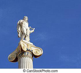 God of the Sun, Apollo