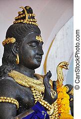 God Shiva statue in Thailand
