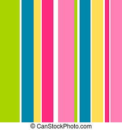 godis, stripes