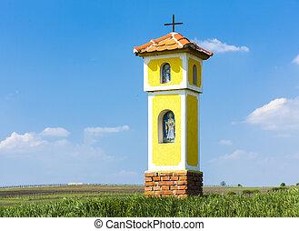 God''s torture near Strachotin, Czech Republic