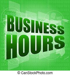 godzinki, dotknijcie osłaniają, handlowy, cyfrowy
