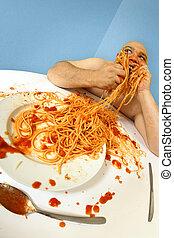 goed, spaghetti