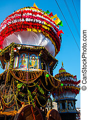 Gokarna, Karnataka, India. Siva Murthy - Mahabaleshwar...