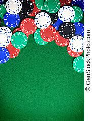 gokkende spaanders, achtergrond