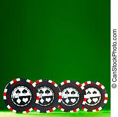 gokkende spaanders