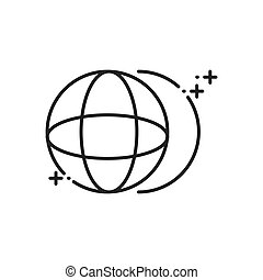 Golbal Advertisement, marketing icons