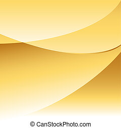 Gold Abstract Background - Abstract gold background with...