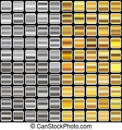 gold and silver gradients1
