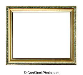frame isolated on white