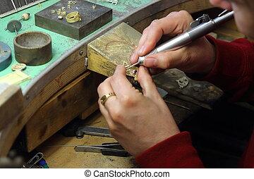 gold artcraft