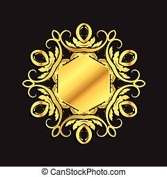 gold background 0204