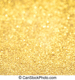 gold background light circle