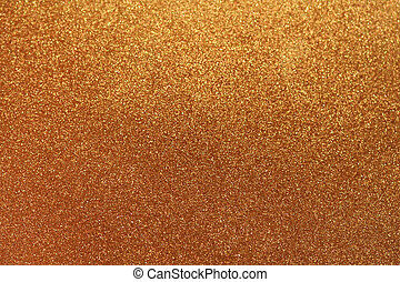 Gold background - Sprinkle of gold, suitable for background
