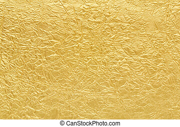 Gold background texture - Gold foil seamless background ...