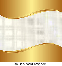gold background with light texture