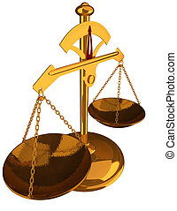Gold Balance.