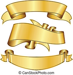 gold band, sammlung