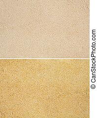 gold beige sand background set