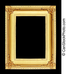 hintergrund rahmen schwarz freigestellt gold zeichnung suche clipart illustrationen und. Black Bedroom Furniture Sets. Home Design Ideas