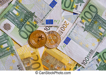 Change cryptocurrency to euro