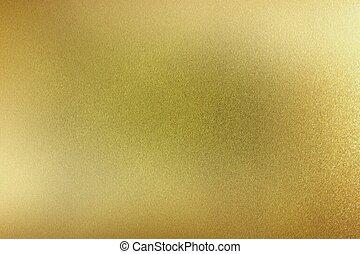 gold, boden, abstrakt, metall, beschaffenheit, hintergrund, dreckige