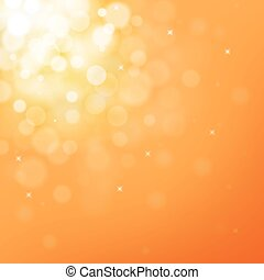 gold bokeh background for christmas and greeting card