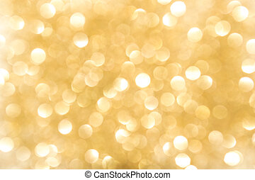 Gold Bokeh Background. The background with boke. Abstract...