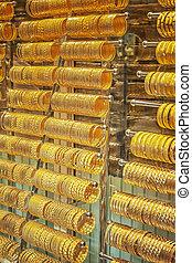 Gold Bracelets Istanbul