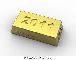 gold bullion - for a year of achievement and success