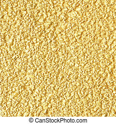 Gold cement wall texture background