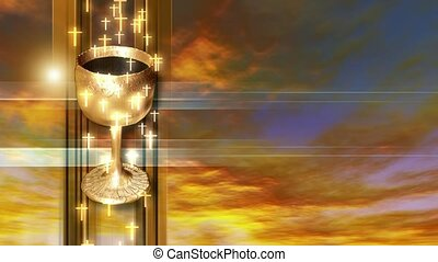 Gold Chalice