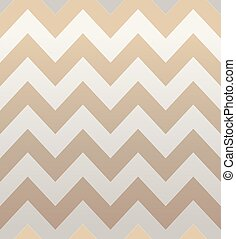 gold chevron seamless pattern background vector