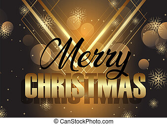 gold christmas background 2710