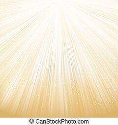 Gold Christmas Background. EPS 8