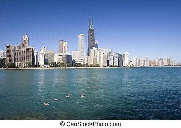 Gold Coast in Chicago, IL.