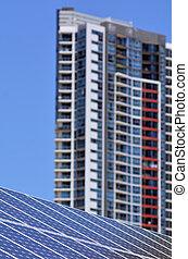 Solar power in Australia
