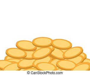 gold coins treasure leprechaun