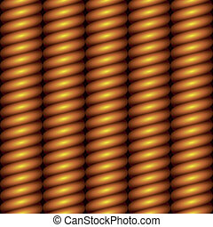 gold column seamless background
