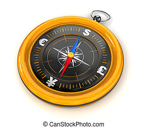 Gold Compass Money