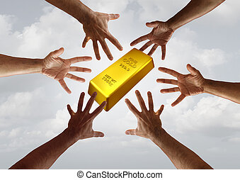 Gold Demand - Gold demand and global commodity investment...