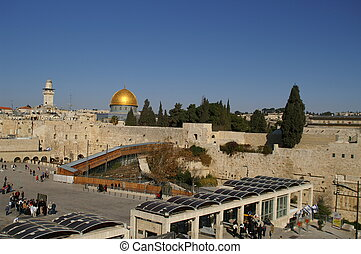 Gold Dome of the rock