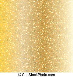 gold dot texture