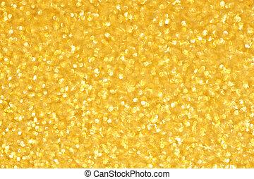 Gold Festive Christmas backgroun