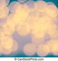 Gold Festive Christmas background. Bright abstract Christmas bac