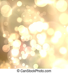Gold Festive Christmas background. Elegant abstract background w