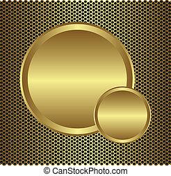 gold fiber