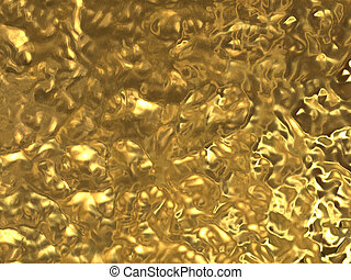 Gold foil texture - Abstract background texture embossed...